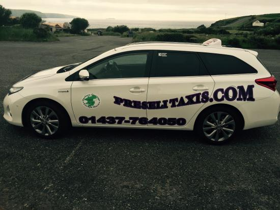 Preseli Taxis Haverfordwest