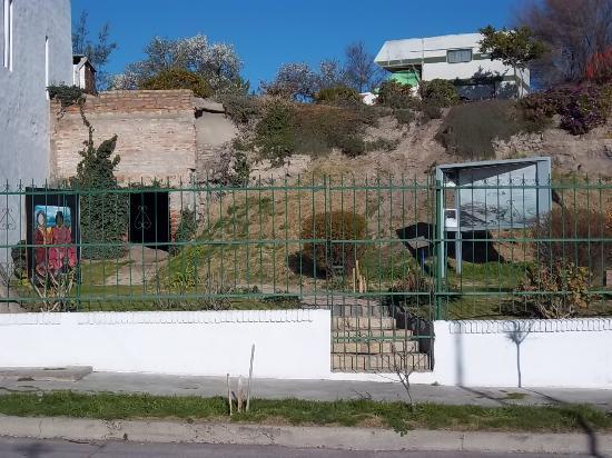 Cuevas Maragatas en Carmen de Patagones