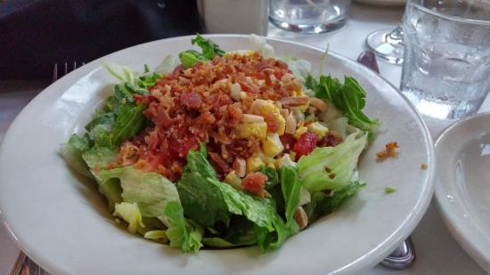 Salad Gulfstream Restaurant Garden City Sc Picture Of Gulfstream Cafe Garden City Beach