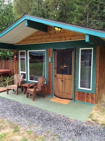 Stone Creek Lodge: Exterior of cabin 8