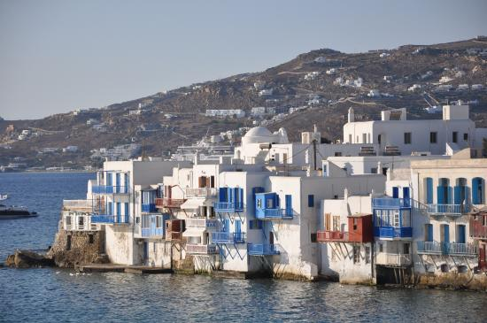 Mykonos Chora Apartments: Little Venice