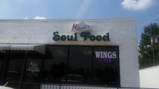 Maude's Soul Food
