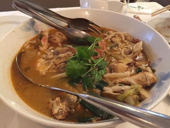 Crab Noodles - Picture of Hunan, London - TripAdvisor