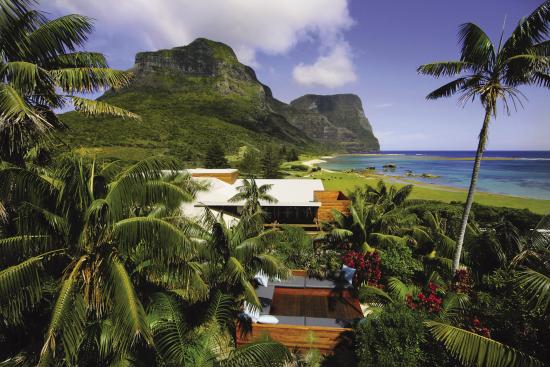 Capella Lodge, Lord Howe Island – New South Wales