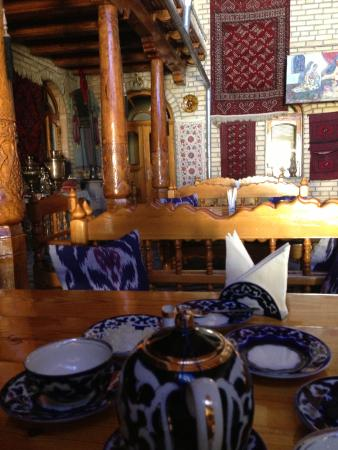 Silk Road Tea House