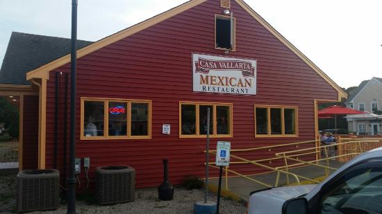 Very Good Mexican Restaurant Review Of Casa Vallarta Falmouth Ma Tripadvisor