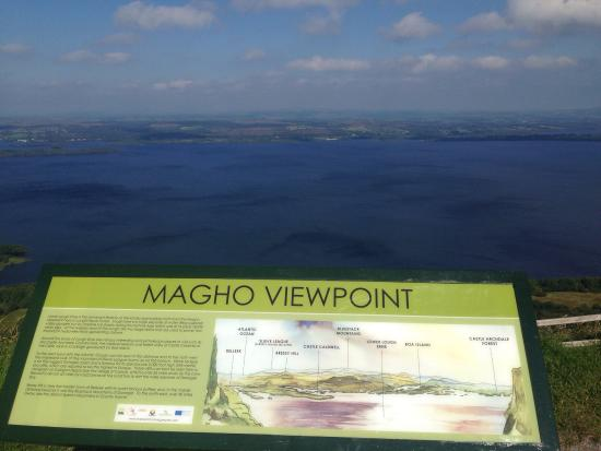 Lough Navar Forest Viewpoint Photo