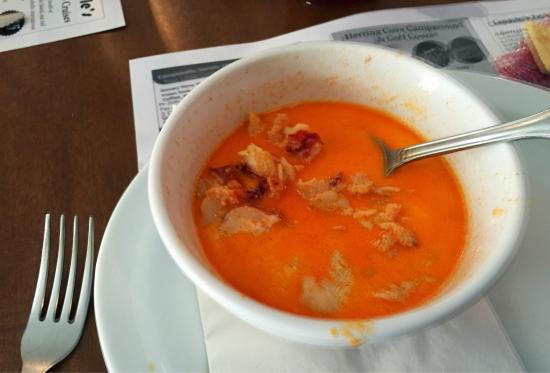 Family Fisheries Restaurant & Take Out: Lobster stew absolutely outstanding!!