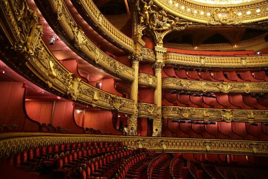 salle spectacle a paris