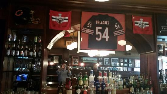 Da Chicago sports bar - Picture of Wyman's #5, Denver ...