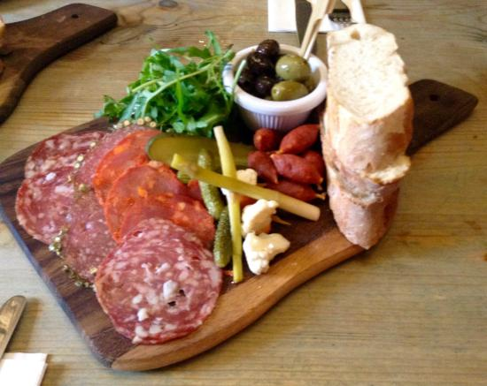 The Crown: Charcuterie Board