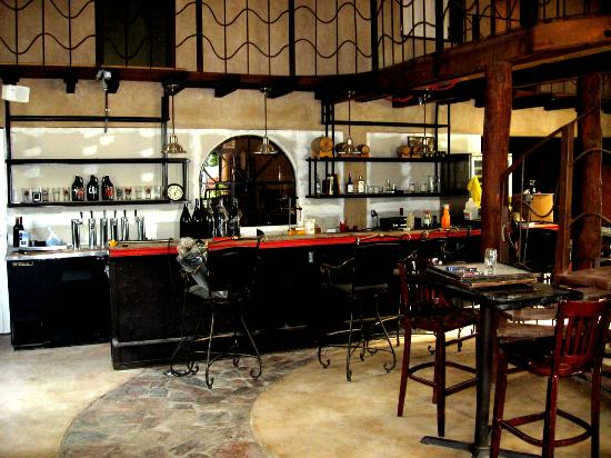 The Distillery bar