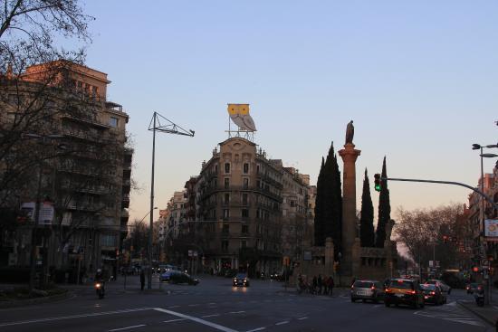 Av diagonal fotograf a de avinguda diagonal barcelona for Av diagonal 434