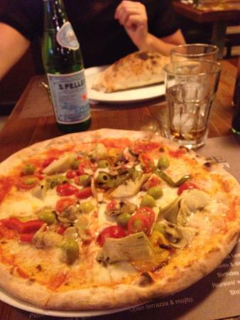 Sale & Pepe Pizzeria : Pizza verdura