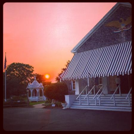 Sunset at the Cape Playhouse