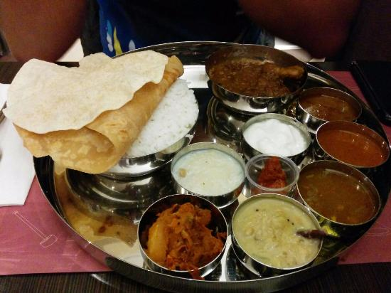 Picture of anjappar chettinad indian for Anjappar chettinad south indian cuisine