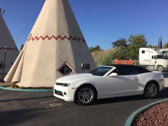Wigwam Motel: photo1.jpg