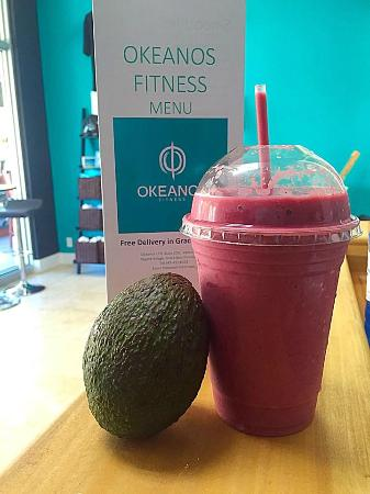 Okeanos Juice & Smoothie Bar