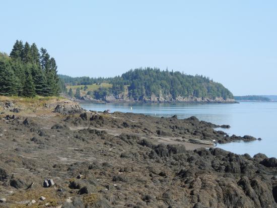 Deer Island, Canadá: A côté