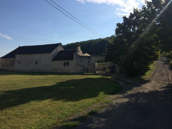 Cravant-les-Coteaux, ฝรั่งเศส: Domaine du Givre