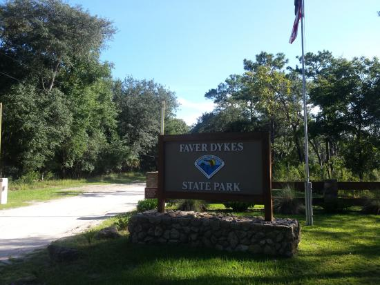 Faver-Dykes State Park