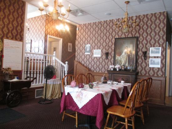 Charlotte S Tea Room Niagara Falls