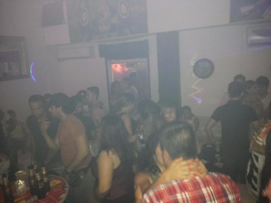 discotec santiago: