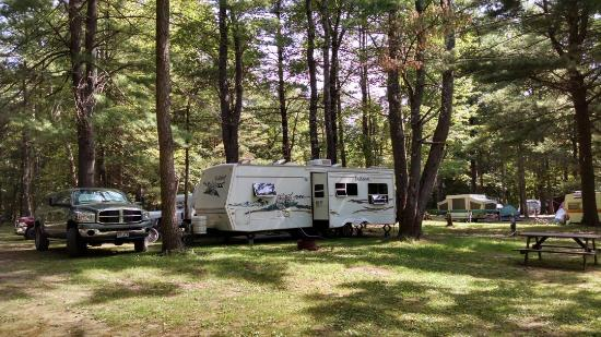 Accord, estado de Nueva York: Rondout Valley RV Campground