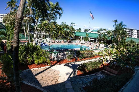 Wyndham Garden Fort Myers Beach: Dip Your Toes In Our Pool Or Sunbathe On  The