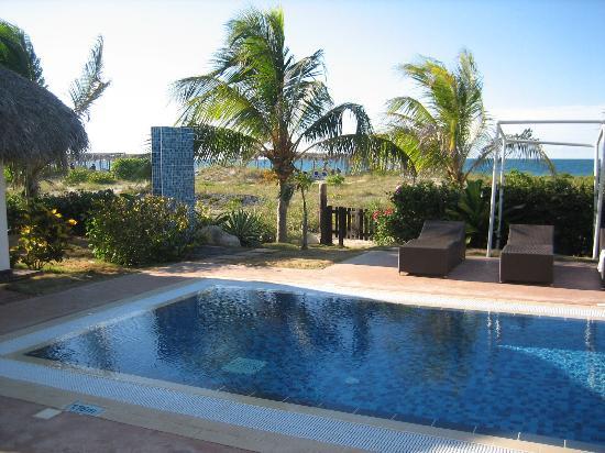 Piscina privada de la villa picture of hotel playa cayo - Piscina santa maria ...