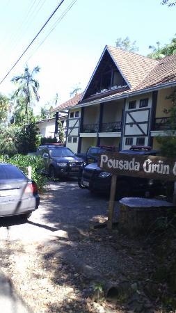 Grün Wald Restaurante e Pousada