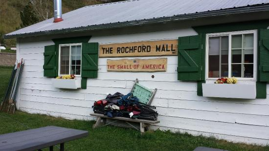 ‪The Rochford Mall and General Store‬