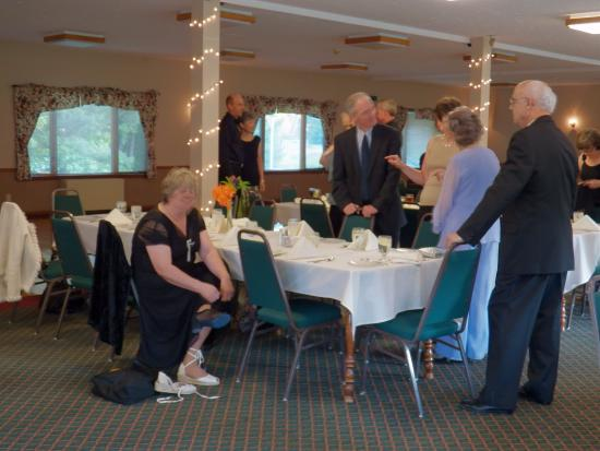 Madison, NH: Formal Dance evening - dinner