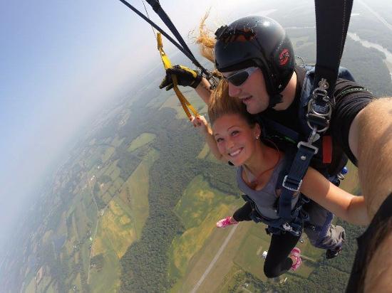 Skydiving watertown ny