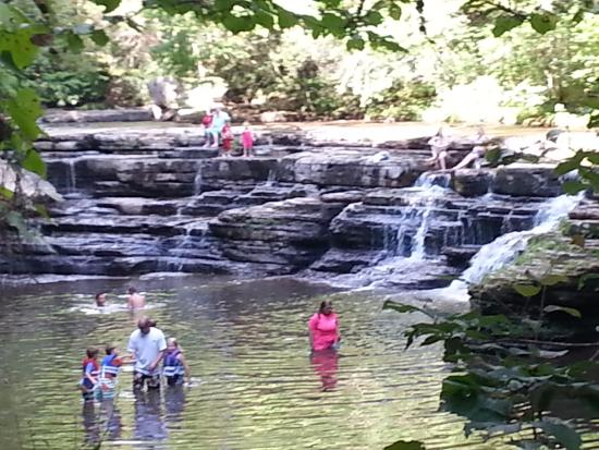 Camp Creek Wv >> Swimming Hole Picture Of Camp Creek State Park Forest