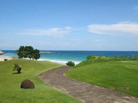 Ria Bintan Golf Club: 10番 Par4