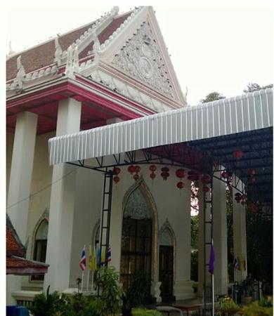 Wat Chaiyo Worawihan (Wat Ket Chaiyo)