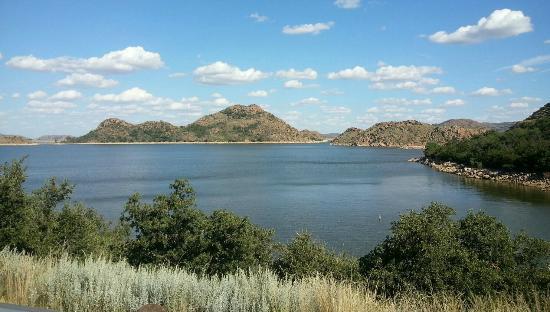Lone Wolf, OK: Lake Altus