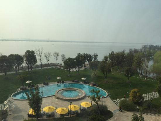 U5927 U5802 - Picture Of Fairmont Yangcheng Lake  Kunshan