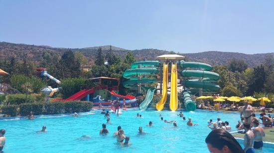 Acqua Plus Water Park: Che giornata adrenalinica