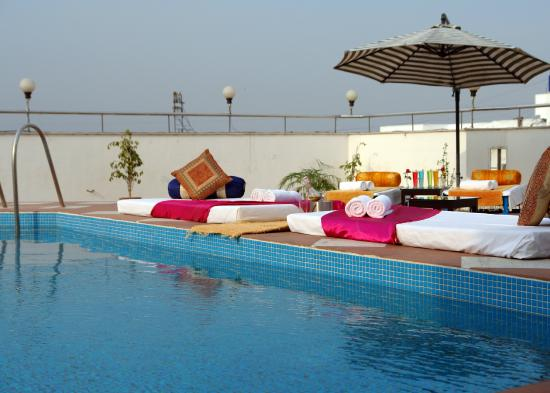 The Oasis Hotel Terrace Pool