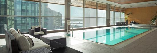 Stamford Plaza Auckland Pool