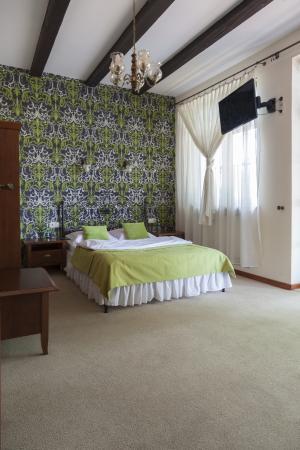 Dworek Bialy Domek: room with terrace