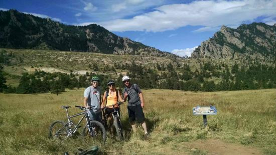 Front Range Ride Guides Ltd Day Tours Us And Corey Our Guide