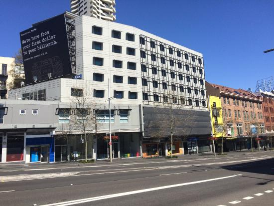 Chambre aust re picture of ibis budget sydney east sydney tripadvisor - Chambre hotel ibis budget ...