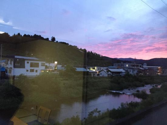 Fujiya Hotel : 景色