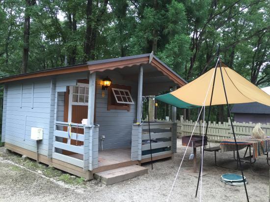 Camp and cabins nasukogen japan nasu gun tochigi for Camps and cottages