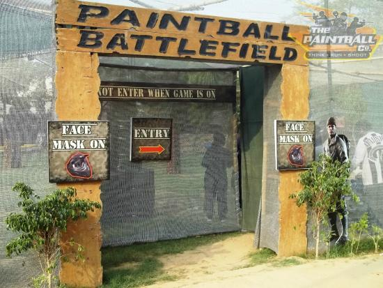 ‪The Paintball Co.‬