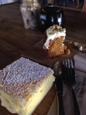 The Black Sheep Restaurant: Fantastic cafe, lovely owners and great coffee and food.