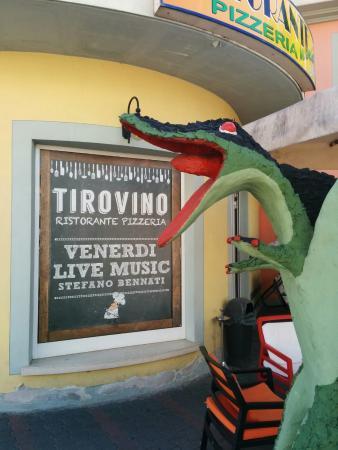 Il Drago Snack Bar : Il Drago